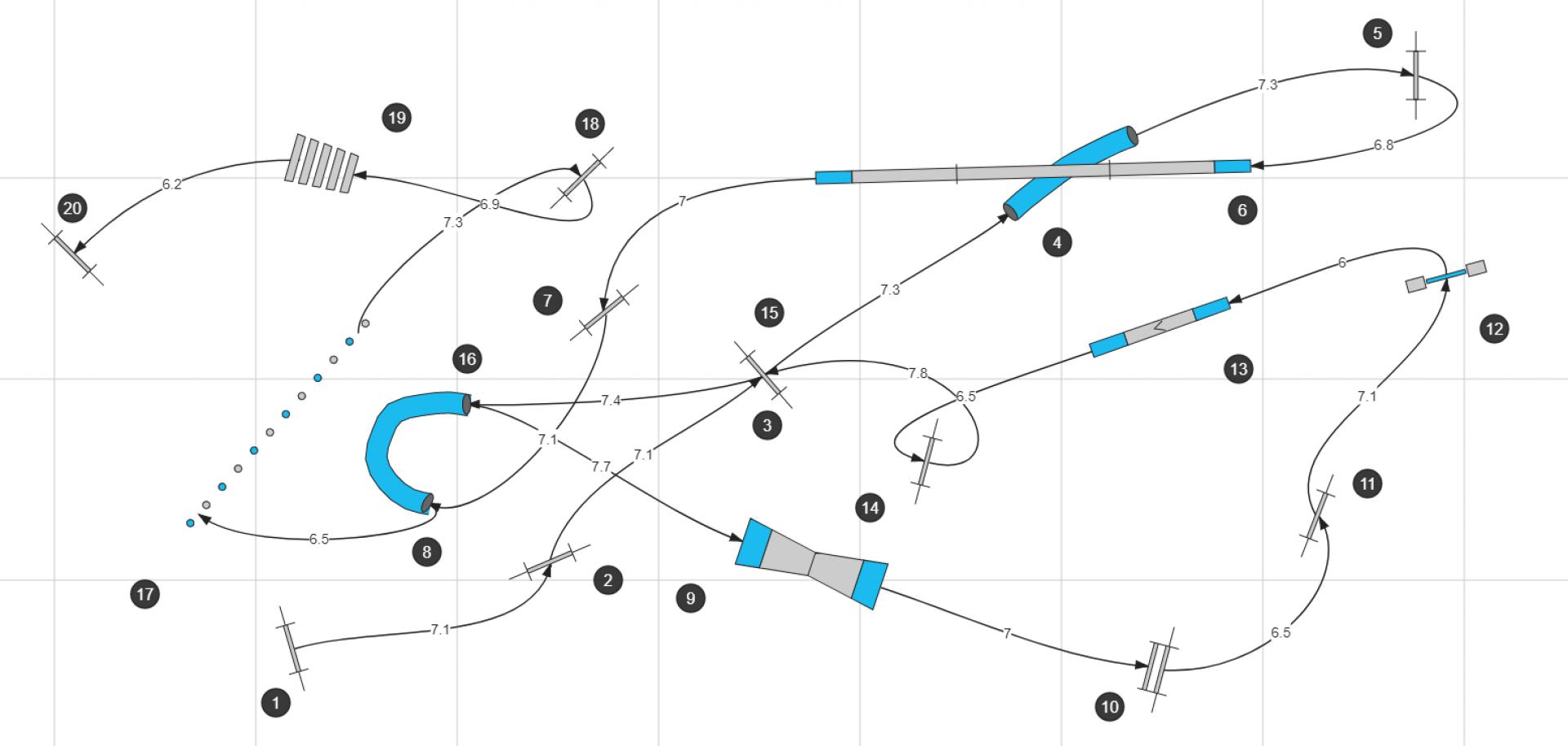 Smarter Agility Course Designer