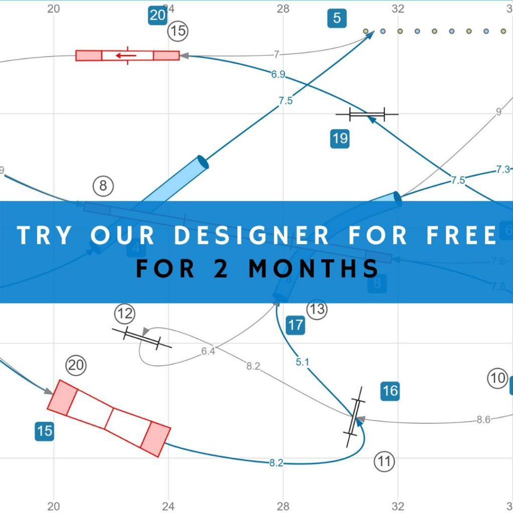 Try our course designer for free